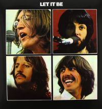 THE BEATLES-LET IT BE (REMASTER) 180g Vinyl